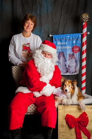 Santa Pictures 2014