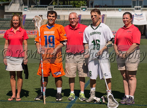 2014 LAX Championship Intro & Medal ceremony