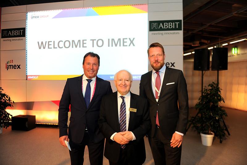 IMEX Opening Ceremony