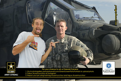 US Army CC Tour - KCC (Green Screen Party Portraits)