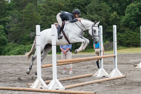 DRHC Horse Show USEF 6-17-15