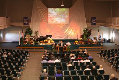 Man-O-War Church Homecoming