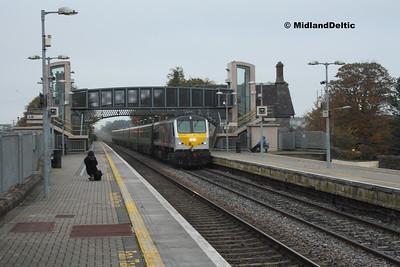 Portlaoise Station 01-11-2015