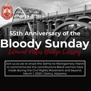 55th Anniversary of Bloody Sunday Selma, AL