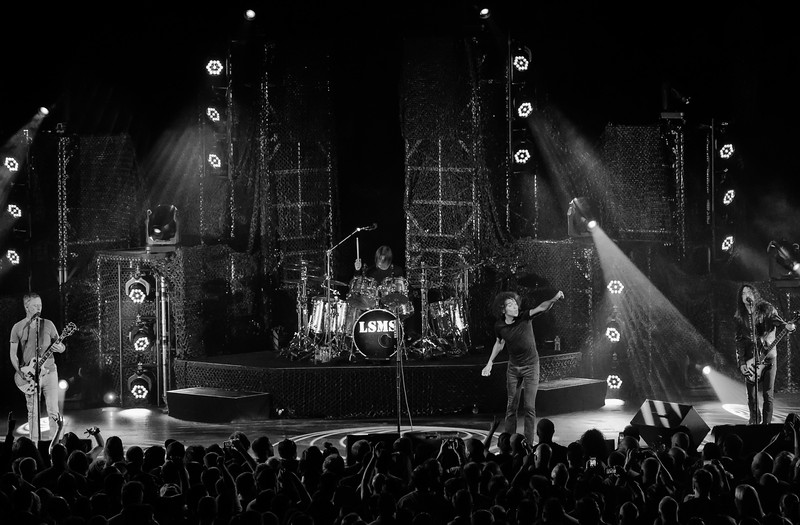 ALICE IN CHAINS  IN ATLANTIC CITY FOR NATIONAL ROCK REVIEW