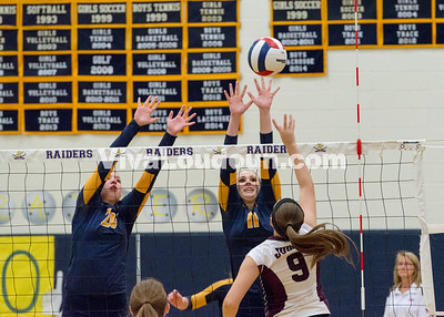 Volleyball: John Handley vs. Loudoun County 11.11.14 (by Chas Sumser)