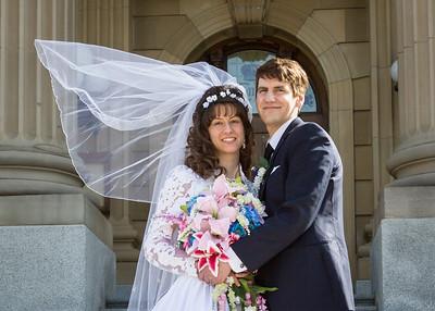 Grace and Joel Wedding