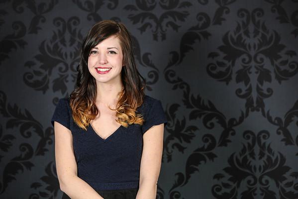 Jillian Winter Portrait Session