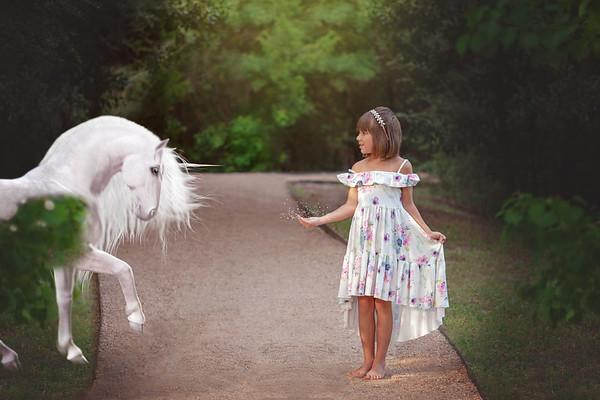 Kristie Gyldenege unicorn