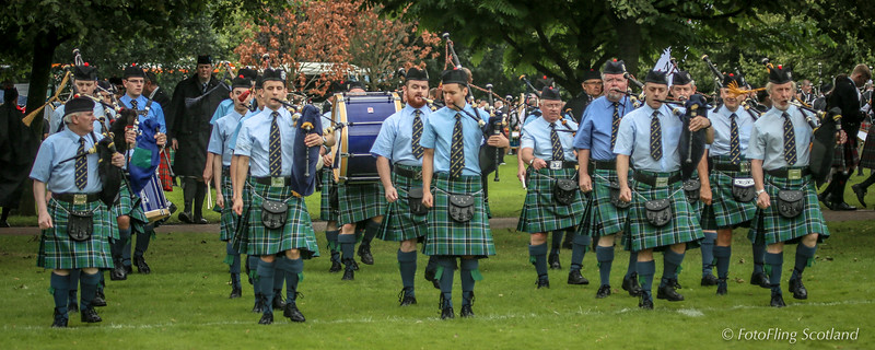 The 2016 World Pipeband Championships