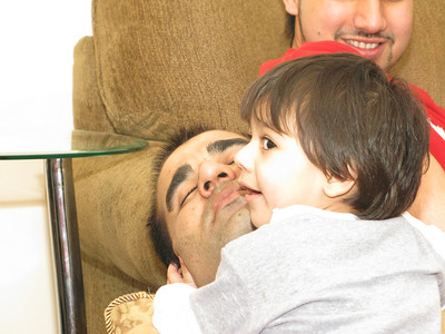 Abid, Family & Friends