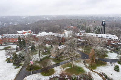 Campus Snow Day - February 20