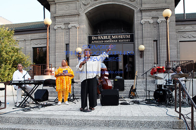 The Sounds Of History-Jazz At DuSable