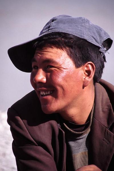 Kongur Shan, Xinjiang, China 2004