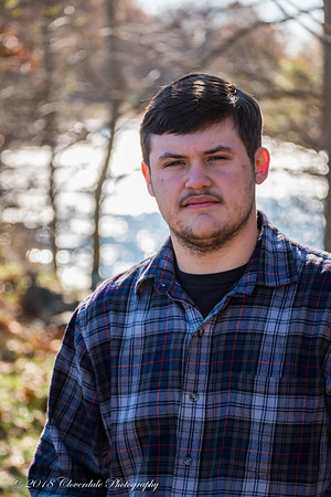 Wyatt's Senior Portraits