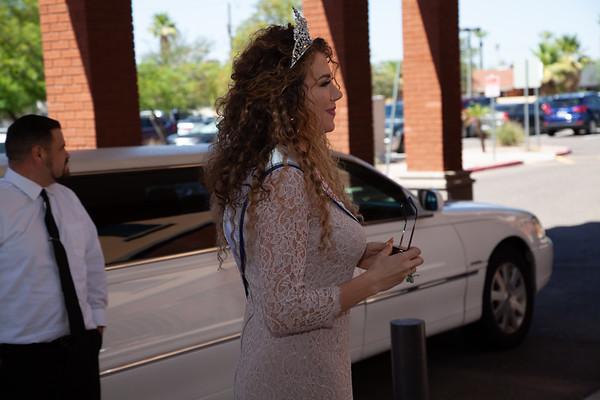 Miss Arab USA 2018 Inas Womans Foundation