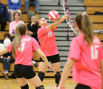 Dundee Volleyball 10-16-19