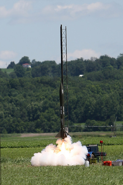 LDRS28 2009_Potter-NY 7-5-09 Sun Launch