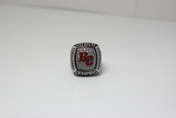USCAA Champs Ring