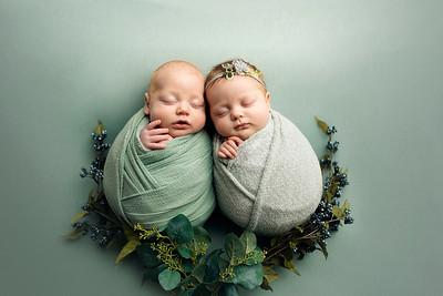 William and Isabella B Newborn