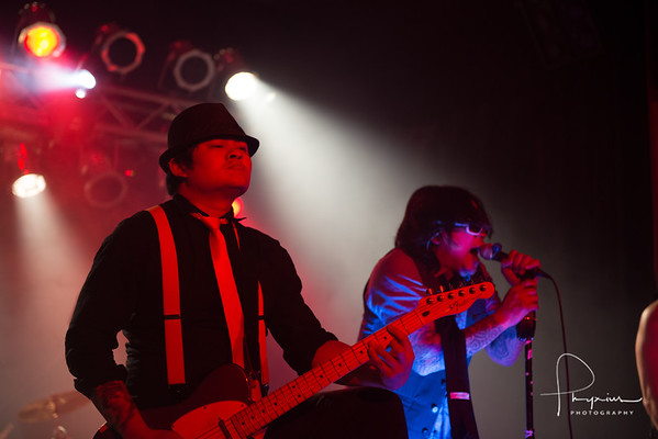 The Slants at the Star Theater