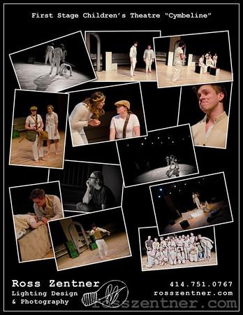 """First Stage Children's Theatre """"Cymbeline"""""""