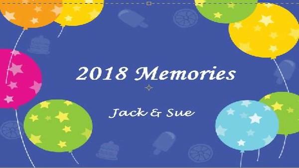 2018 memories