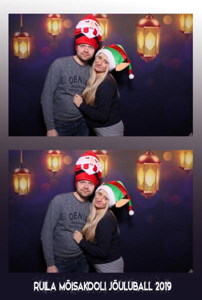 Ruila mõisakooli jõuluball 2019 Näited