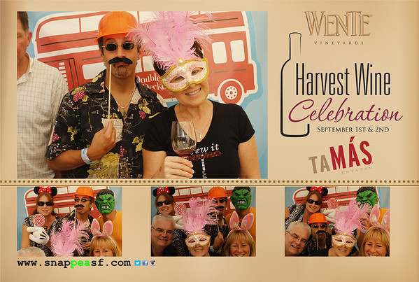 Wente Harvest Wine Celebration