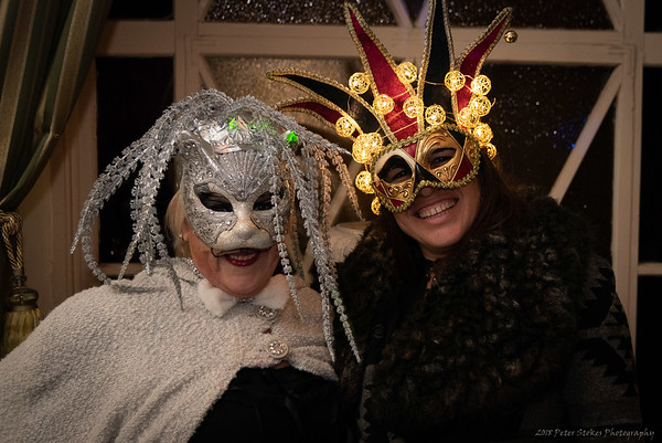 2019 United Way Next Gen Masquerade Party
