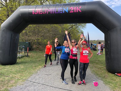 Stockholm Women's Half Marathon 2019 (Tjejmilen 21K)