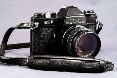 Pentax ES II, 1974