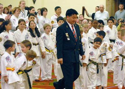 Connor's Taekwondo Tournament -- 4/1/2006