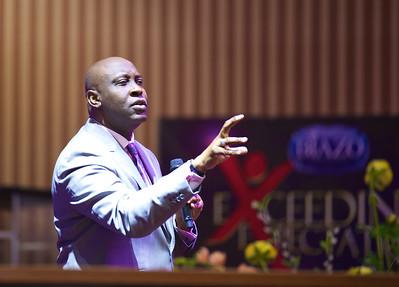 Easter Sunday Celebration Service - Pastor Ghandi Olaoye - 4.21.2014