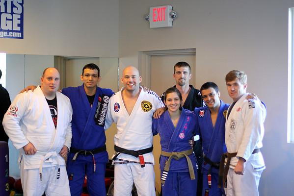1st Tampa Fusion Seminar with Robson Moura and Gustavo Dantas