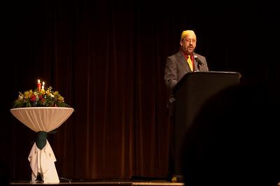 TCF Worldwide candlelighting event