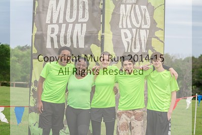 Mud Run - DFW - Spring 2016