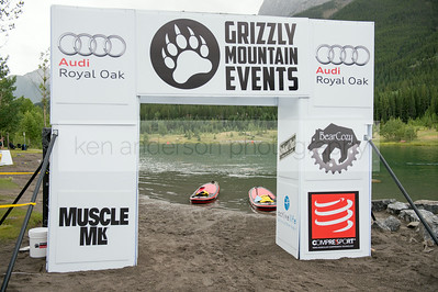 2014 Canmore SUP Cup Event Finish Pics