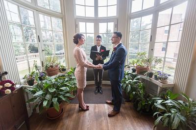 01 Ceremony @ Woodrow Wilson House