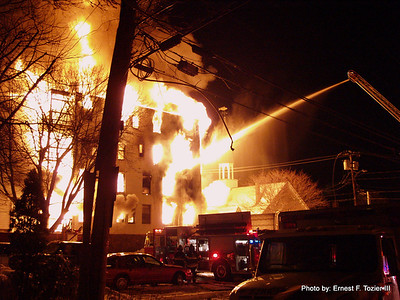 Gloucester - 8th Alarm, December 2007