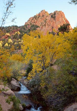 Kanarra creek canyon. Utah.