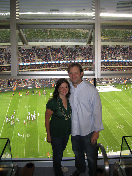United Suite at Soldier Field