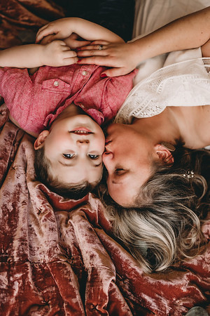 Mommy + Greylon