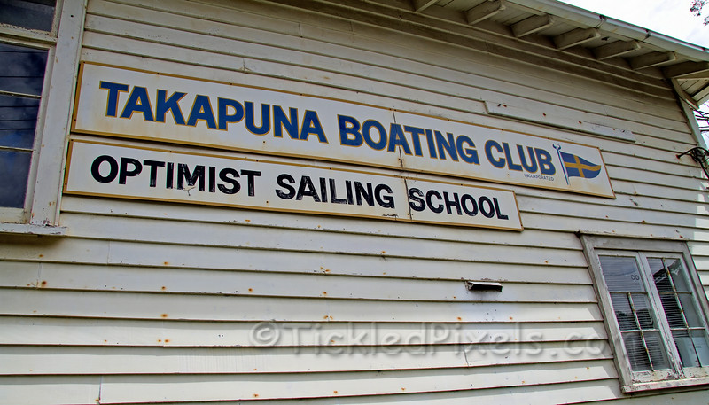 Optimist Sailing School
