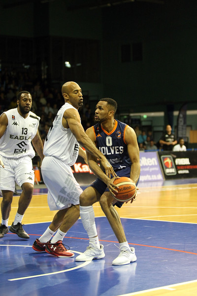 Worcester v Newcastle BBL 31stl March 29th 2017 ©Paul Davies Photography NO UNAUTHORIZED USE