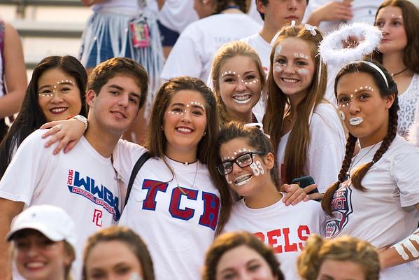 2016 TCH Fans nat Notre Dame