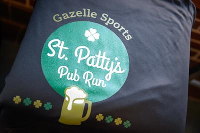 2015 St Patty Pub Run