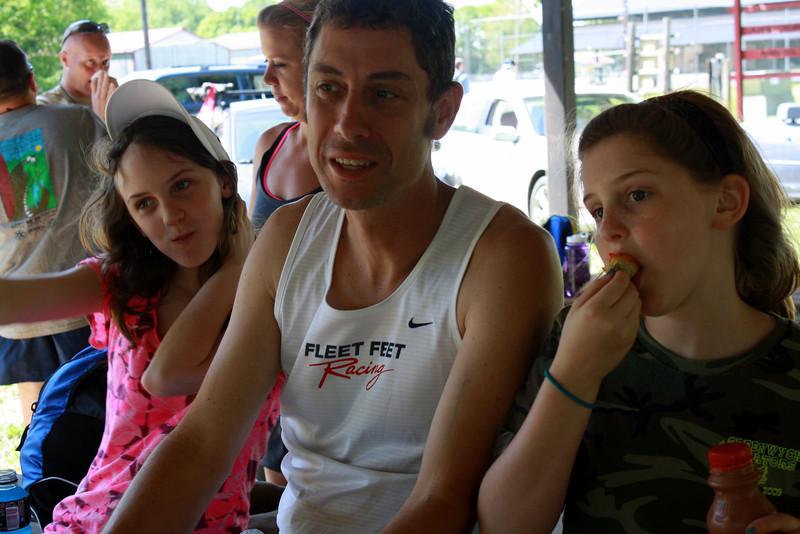 2012 Oak Barrel Half Marathon