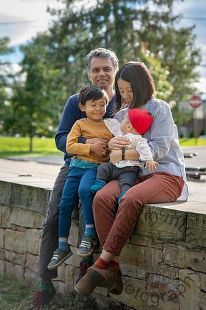 Liu Family Oct2018