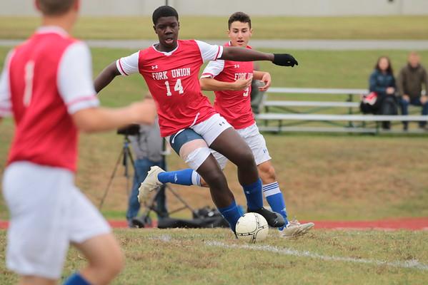 Prep Soccer vs New Covenant School - Oct 8